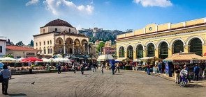 Шоппинг в Греции с Mouzenidis Travel