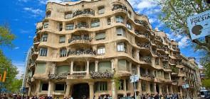 Особенности архитектуры Дома Мила в Барселоне