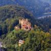 Замок Хоэншвангау Германия