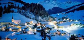 Отдых в Финляндии: горнолыжные курорты
