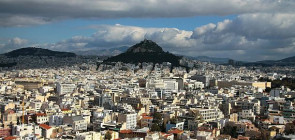 Афины — столица Греции