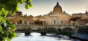 Италия. Достопримечательности Рима