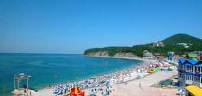 Отдых на Черноморском побережье России