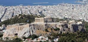 Отдых в Афинах. Акрополь