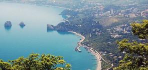 Гурзуф. Крым