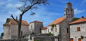 Город Будва: крепость Святой Марии