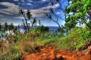 Изумрудный остров Кауаи