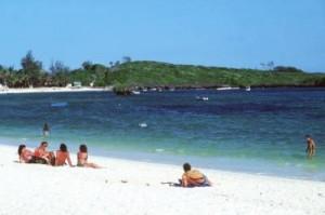 Остров Ламу, Кения, пляж Ламу