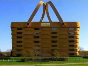 дом корзина в США