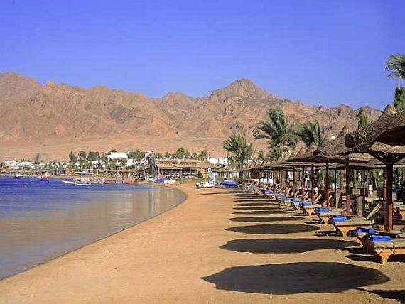 Курорт Дахаб. Египет, Лагуна
