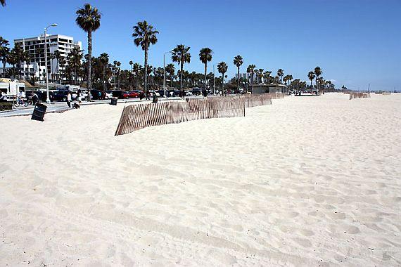 пляж Санта-Моника. Республика Кабо Верде