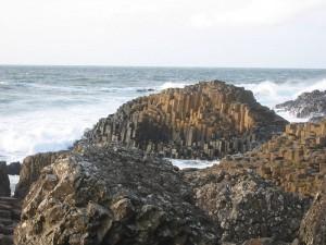 Расположена на северо-востоке Северной Ирландии