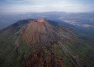 Сильнейшее извержение вулкана Везувий может произойти в любой момент.