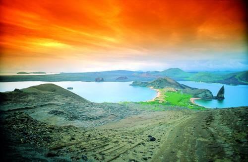 Галапагосские острова - это одно из самых красивых мест на Земле