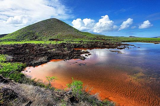 Галапагосские острова контрастов