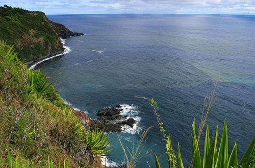 Красивый остров Мауи
