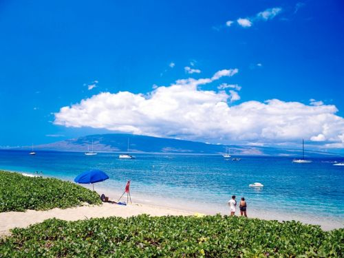 остров Мауи Гаваи