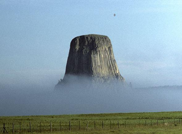 Башня Дьявола - ловушка для парашютистов