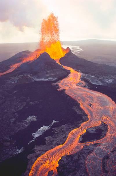Йеллоустонский вулкан фото