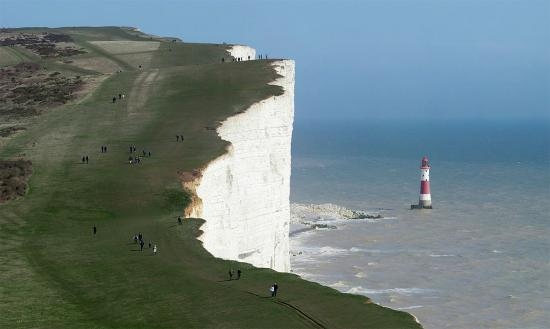 Бичи Хед - меловый мыс на южном побережье Англии
