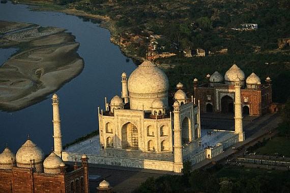 Индия Памятник великой любви - Тадж Махал