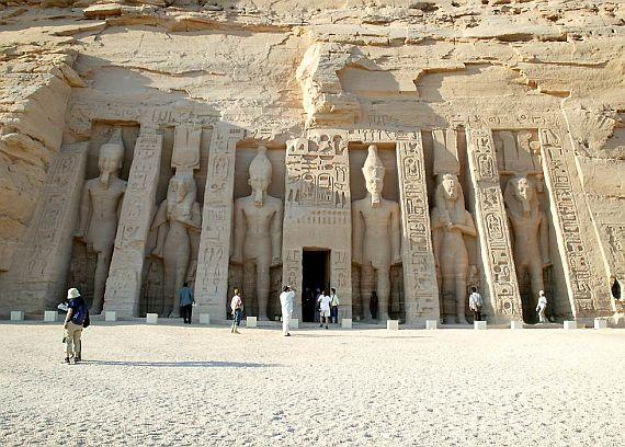 абу симбел египет