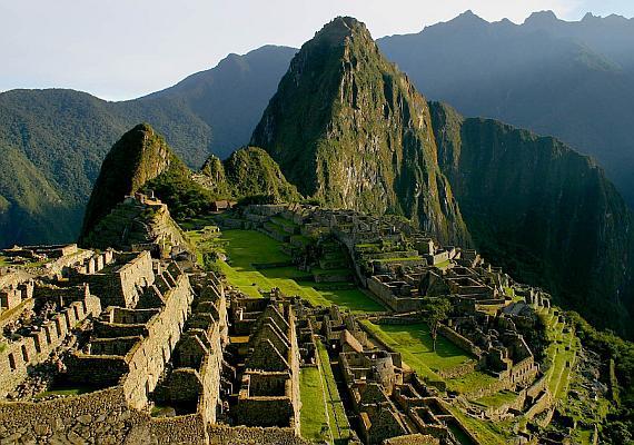 фото Мачу Пикчу (Перу, Куско)
