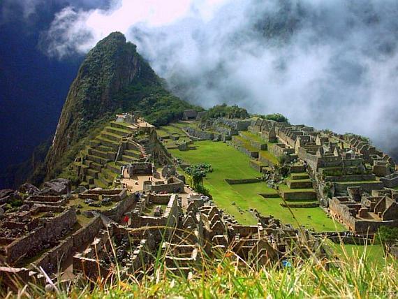 город древних инков мачу пикчу