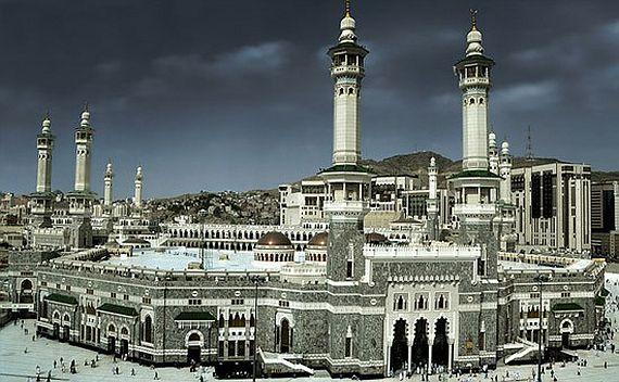 мечеть аль харам фото