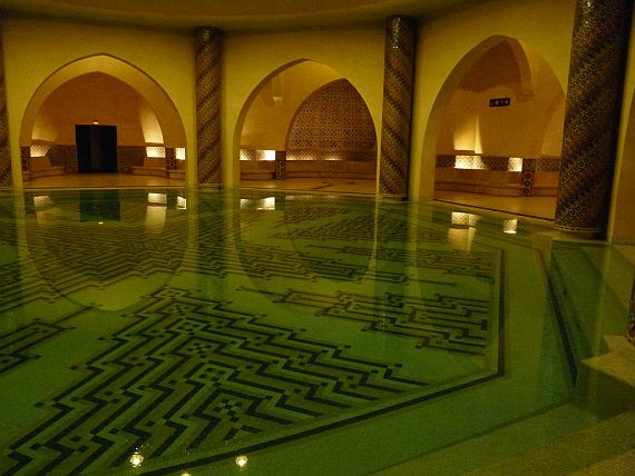 мечеть касабланка