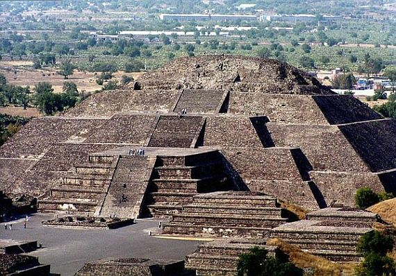 мексика теотиуакан