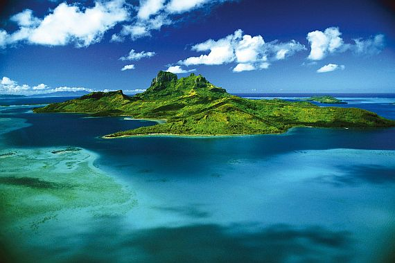 остров бора бора картинки