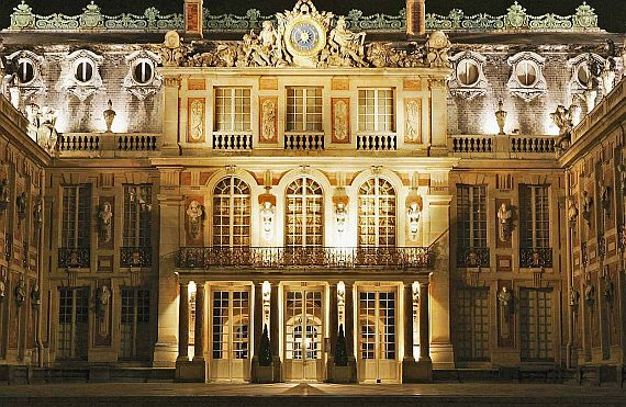 париж версальский дворец