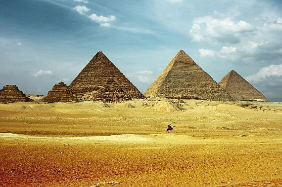 пирамиды в гизе фото