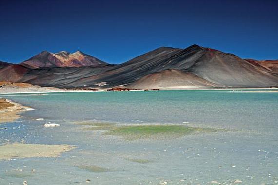 плато в Андах