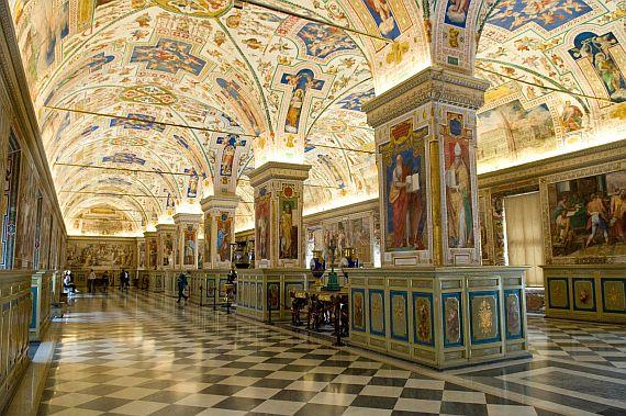 ватикан рим