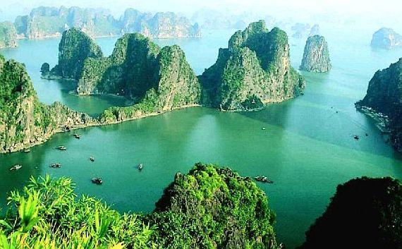 вьетнам ха лонг