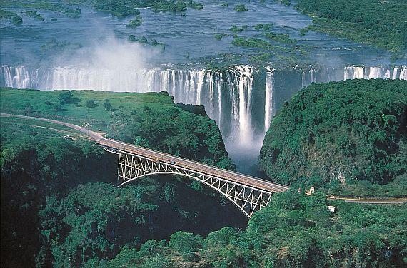 виктория водопад фото