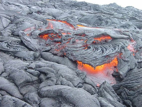 вулкан на гаваях