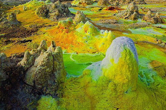 Вулкан Даллол