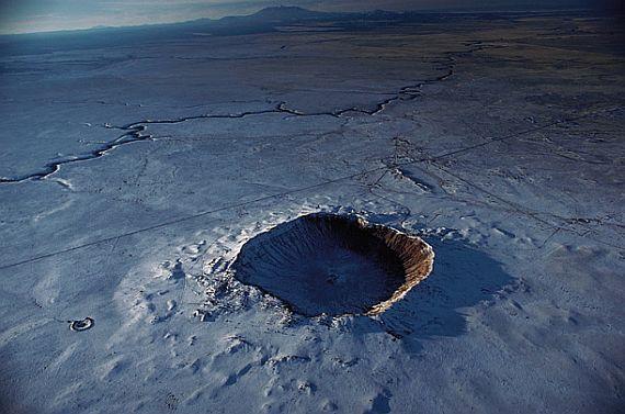 Аризонский кратер