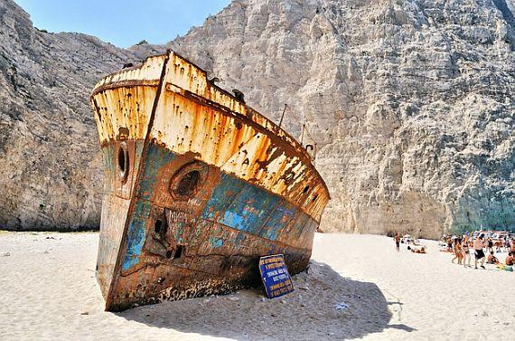 Корабль Бухты Навайо