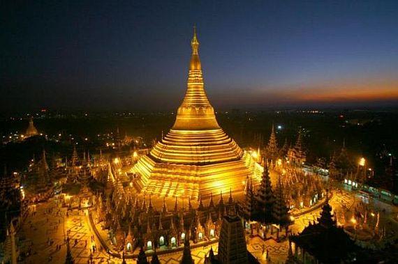 Пагода Шведагон