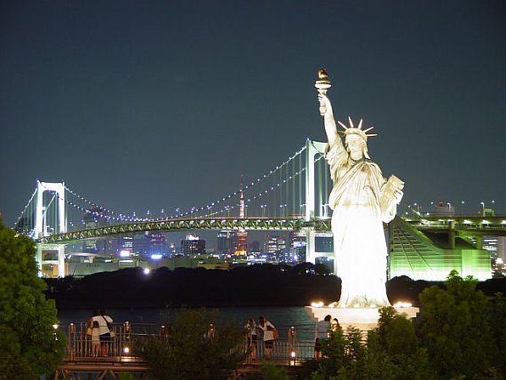 статуя свободы фото в сша