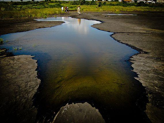 Асфальтовое озеро