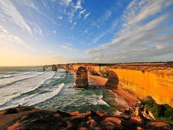 Великая Океанская Дорога в Австралии