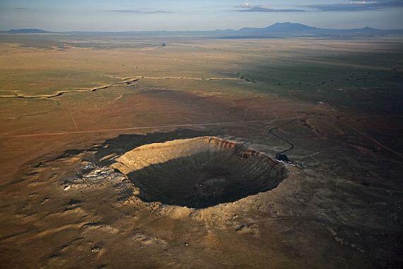 кратер барринджера