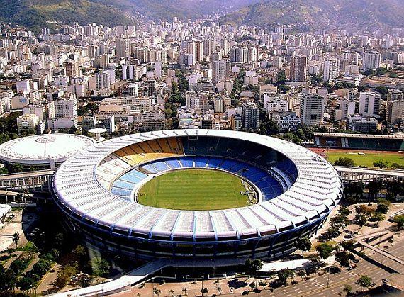 маракана стадион