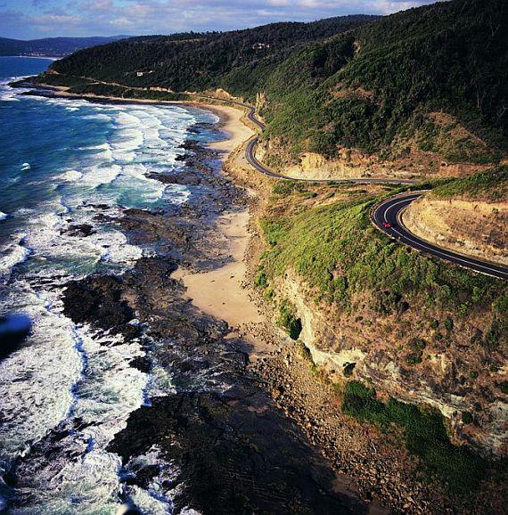 океанская дорога