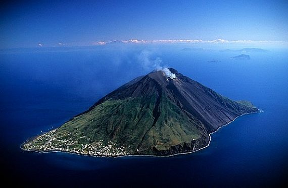 остров стромболи